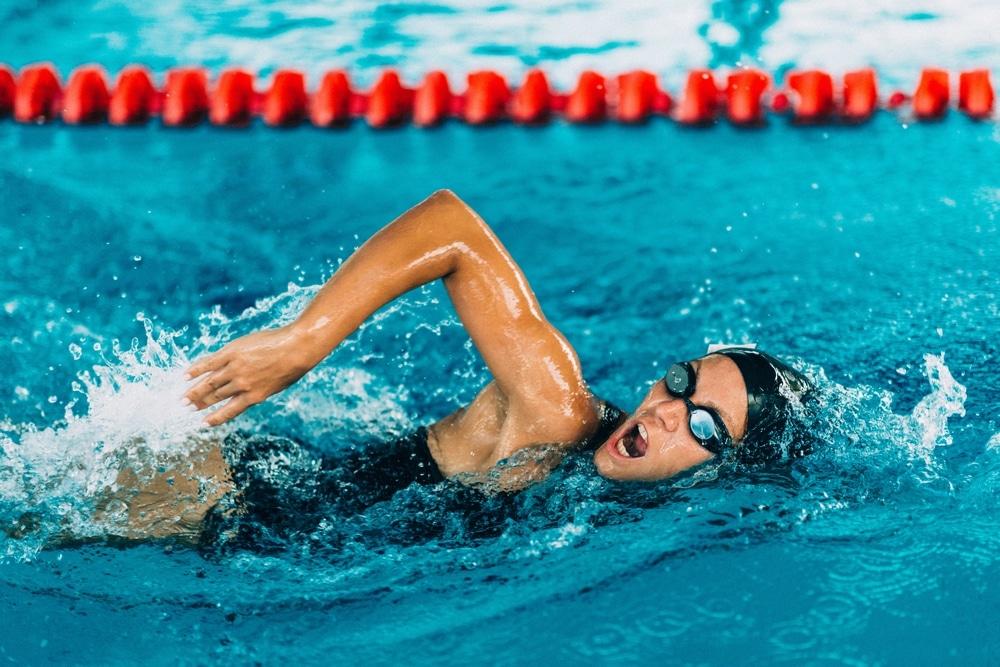 Celulitis natación