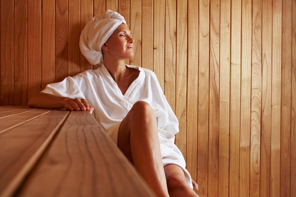 Sauna para celulitis