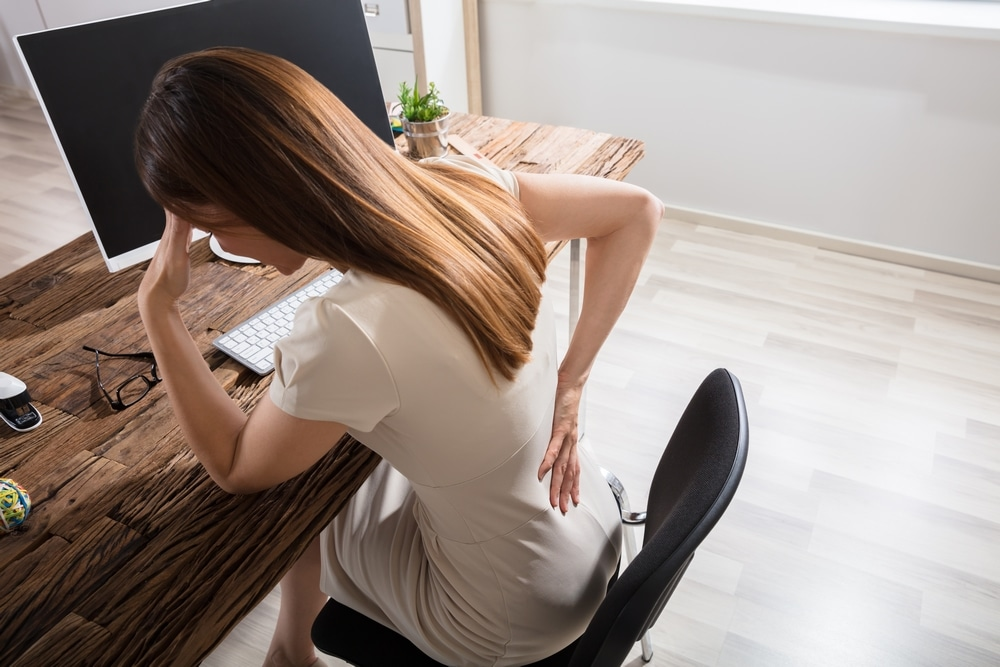 Celulitis trabajar sentado